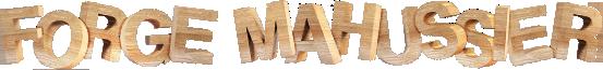 Logo FORGE MAHUSSIER